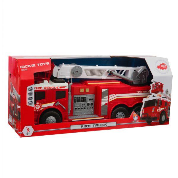 Dickie Toys óriás tűzoltóautó