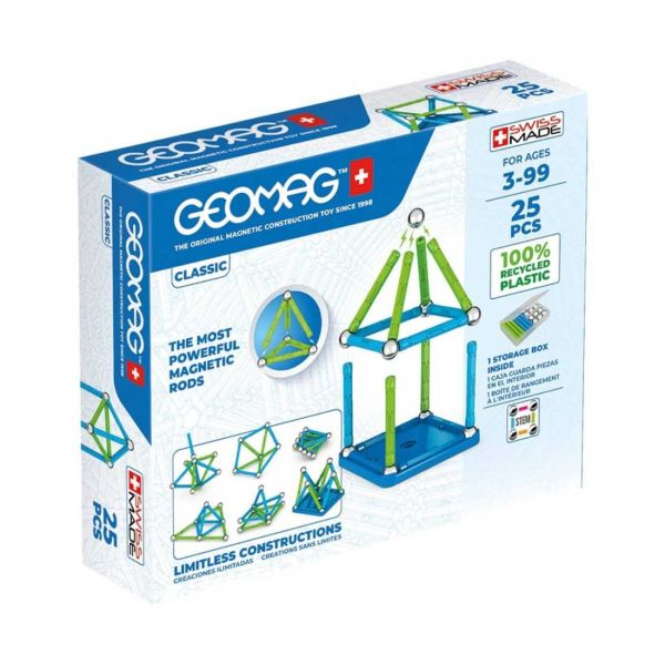 Geomag Classic Green Line 25 darabos